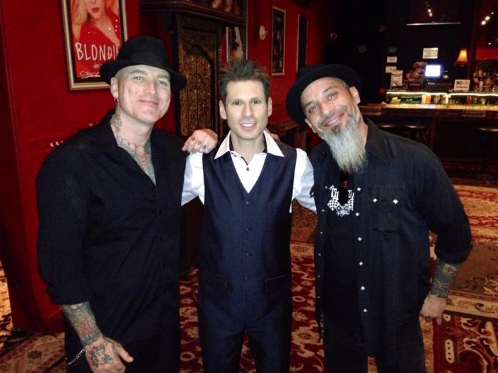Bad Ink Dirk Vermon and Rob Ruckus with Mike Hammer